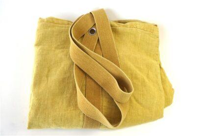 Beach Bag Mrs Bloom - geel