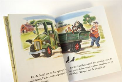 Gouden boekje - Hoep zei de chauffeur
