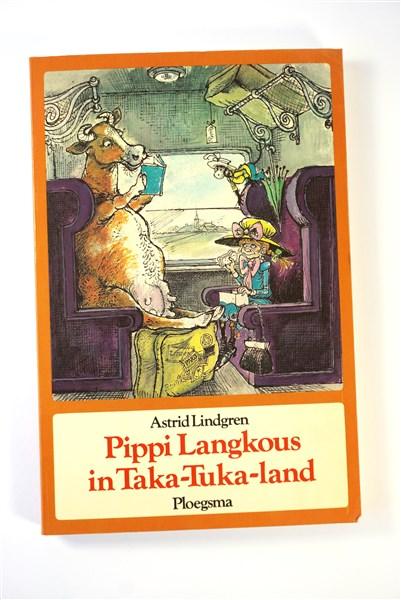 Pippie Langkous in Taka-Tuka-land