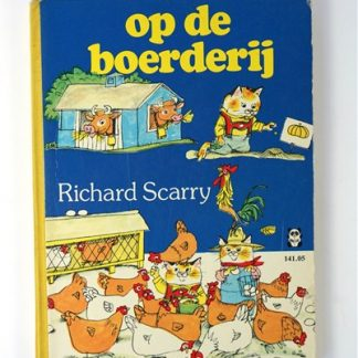 Op de boerderij - Richard Scarry