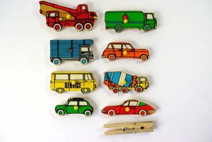 Vintage autootjes