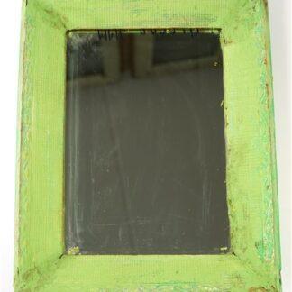 Groen spiegeltje