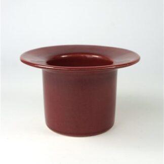 Bruin / rood potje