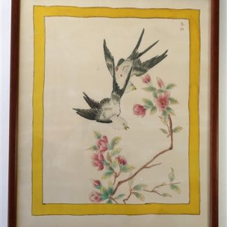Vogelprent