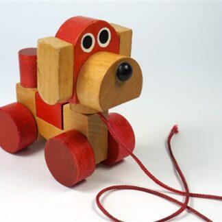 Vintage hondje