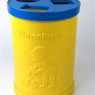Fisher Price vormendoos