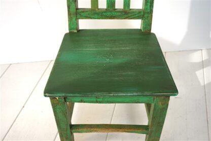 Houten stoeltje
