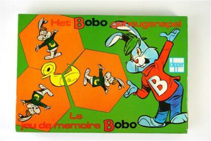 Het Bobo geheugenspel