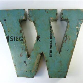 W - metaal