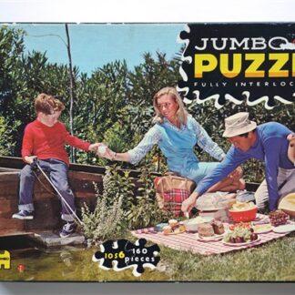 Vintage puzzel
