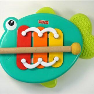 Fisher Price xylofoon / vis