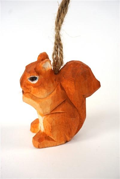 Houten eekhoorntje