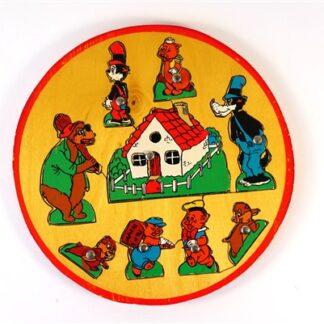Walt Disney puzzel
