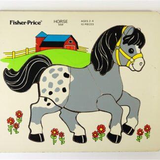 Vintage legpuzzel Fisher Price