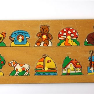 "Vintage puzzeltje ""allerlei"""