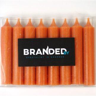 Kaarsen - oranje
