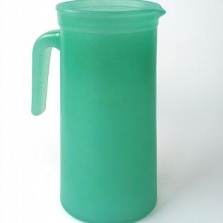 Fel groene glazen kan