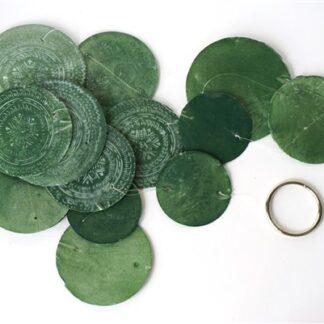 Groene decohanger