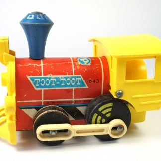 Toot-toot Fisher Price