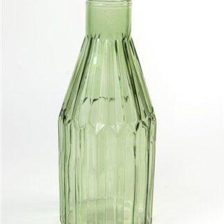 Groen flesje / vaasje