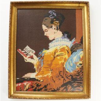 Lezende vrouw, Fragonard