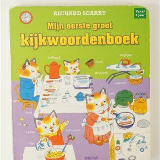 Mijn eerste groot kijkwoordenboek