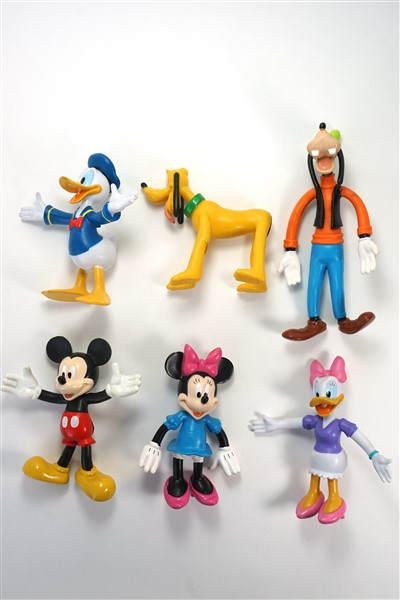 Donald Duck figuren Disney
