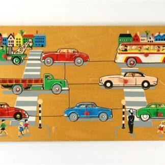 Vintage auto's