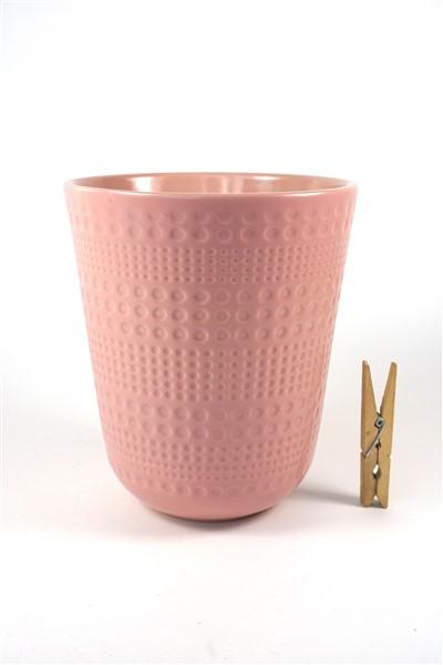 Roze pot
