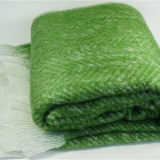 Groene plaid - Weldaad